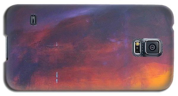Journey No. 4 Galaxy S5 Case