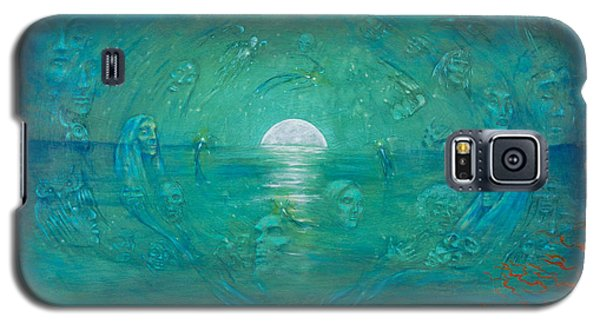 Journey Of The Soul Galaxy S5 Case