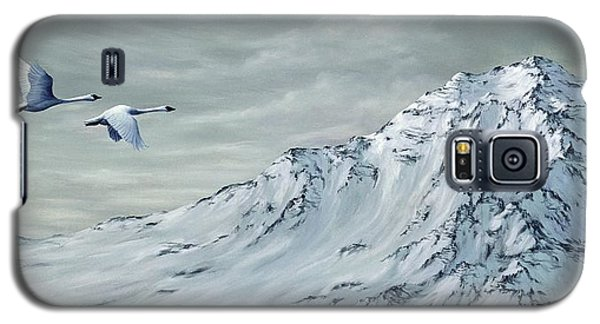 Journey Galaxy S5 Case by Rick Bainbridge