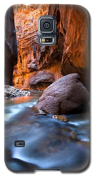 Journey To Paradise Galaxy S5 Case