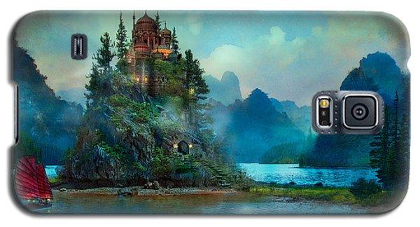 Castle Galaxy S5 Case - Journeys End by Aimee Stewart