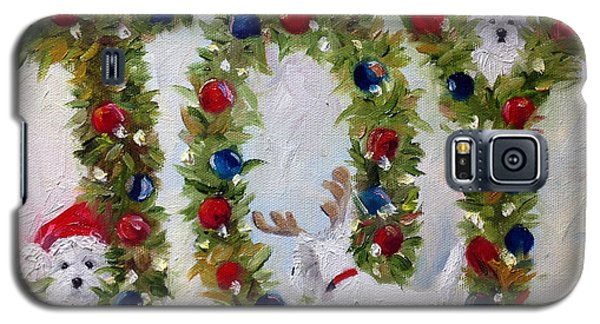 Elf Galaxy S5 Case - JOY by Mary Sparrow