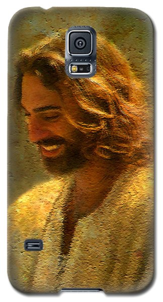 Galaxy S5 Case - Joy Of The Lord by Greg Olsen