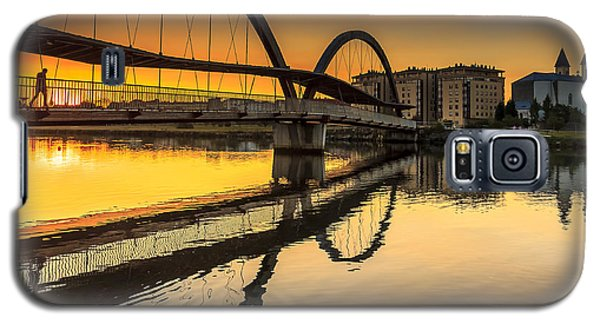 Jubia Bridge Naron Galicia Spain Galaxy S5 Case
