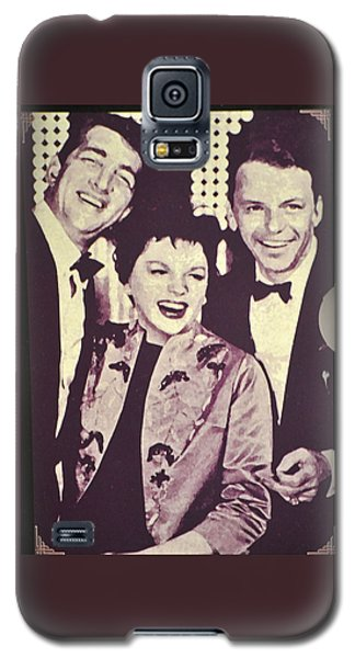 Judy Garland And Friends Galaxy S5 Case by Jay Milo