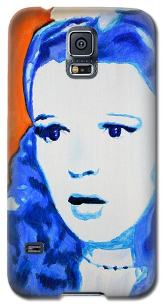 Judy Garland Dorothy Wizard Of Oz Galaxy S5 Case