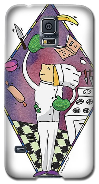 Juggling Chef Galaxy S5 Case