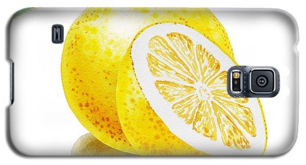 Juicy Grapefruit Galaxy S5 Case