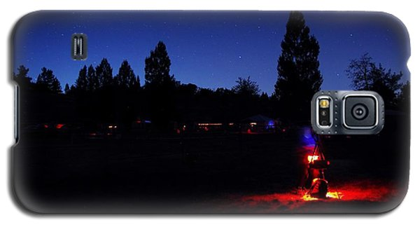 Julian Night Lights 2013 Galaxy S5 Case
