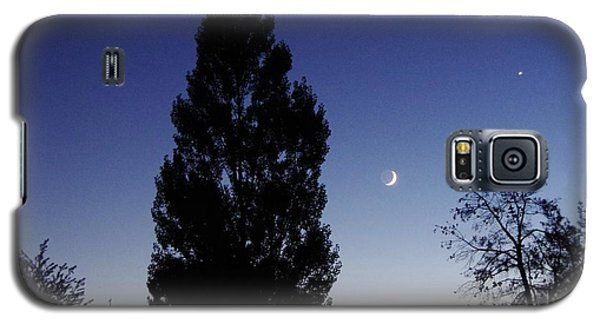 Julian Night Sky 2013 A Galaxy S5 Case