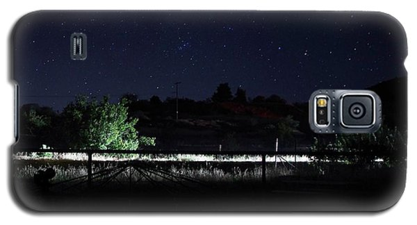 Julian Night Sky Galaxy S5 Case