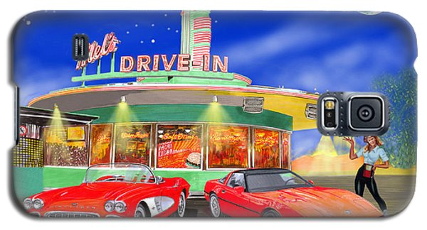 Julies Corvettes Galaxy S5 Case by Jack Pumphrey
