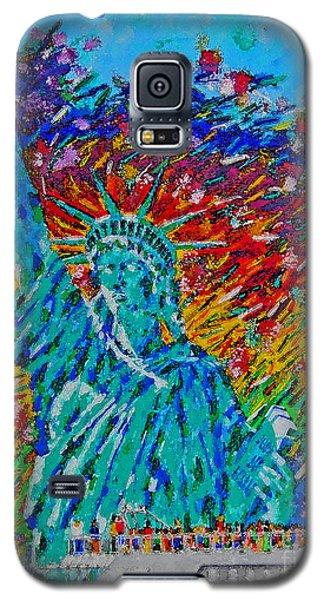 July 4 Celebration  Galaxy S5 Case