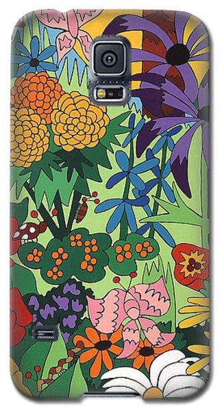 July Garden Galaxy S5 Case