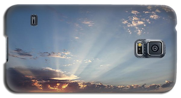 July Sky Show Galaxy S5 Case