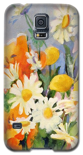 July Summer Arrangement  Galaxy S5 Case