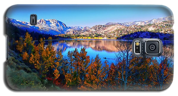 June Lake California Sunrise Galaxy S5 Case