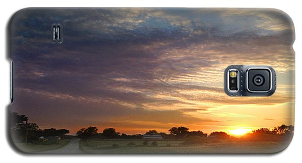 June Sky Osage County Galaxy S5 Case by Rod Seel
