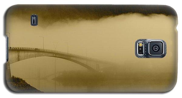 Juneau - Douglas Bridge Galaxy S5 Case by Cathy Mahnke