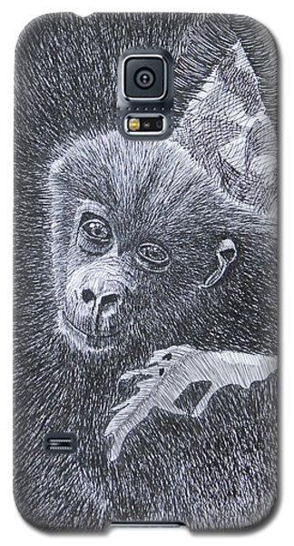 Jungle Baby Galaxy S5 Case