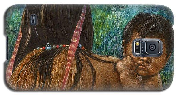 Jungle Family Galaxy S5 Case