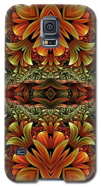 Jungle Love Galaxy S5 Case by Lea Wiggins