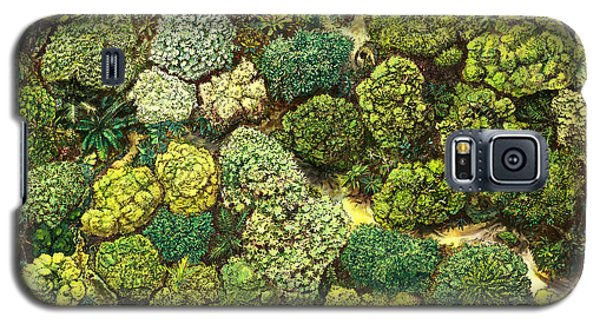 Jungle View Galaxy S5 Case