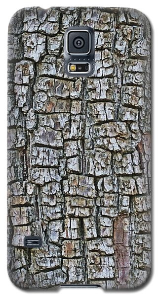 Galaxy S5 Case featuring the photograph Juniper Bark- Texture Collection by Tom Janca
