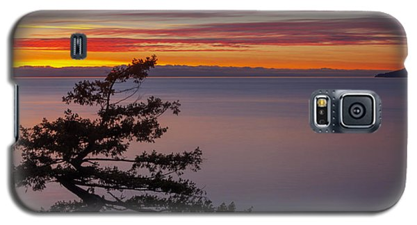 Galaxy S5 Case featuring the photograph Juniper Point by Jacqui Boonstra