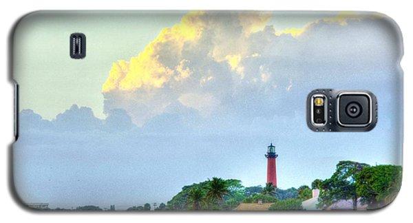 Jupiter Lighthouse Artsy Galaxy S5 Case