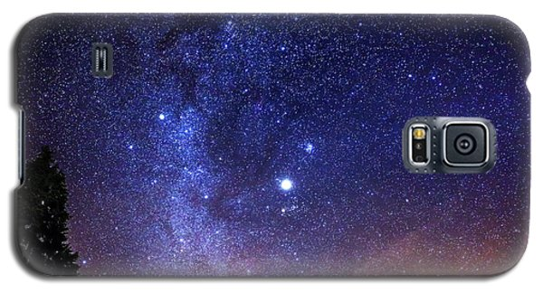 Mountain Galaxy S5 Case - Jupiter Rising by Alexis Birkill