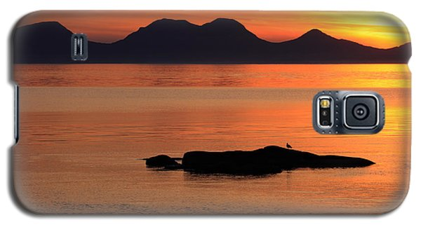 Jura Sunset Galaxy S5 Case by Grant Glendinning