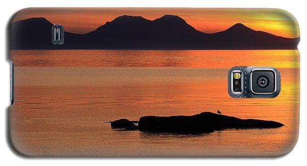 Jura Sunset Galaxy S5 Case