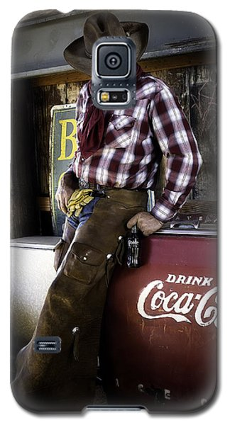 Just Another Coca-cola Cowboy 2 Galaxy S5 Case