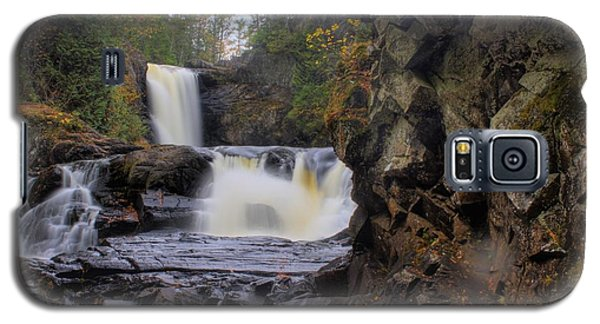 Galaxy S5 Case featuring the photograph Just Around The Bend by Greg DeBeck