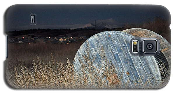 Galaxy S5 Case featuring the photograph Just Before Dawn by Minnie Lippiatt