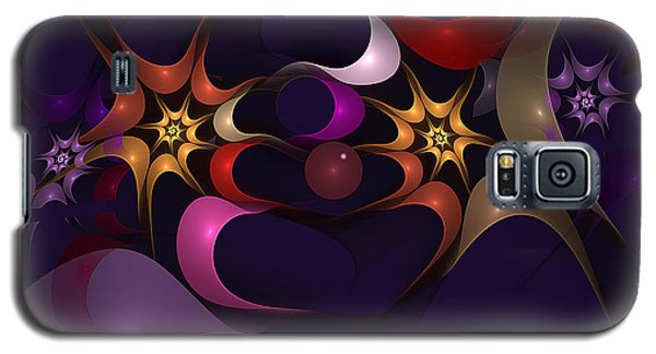 Just Clowning Around Galaxy S5 Case by Linda Whiteside