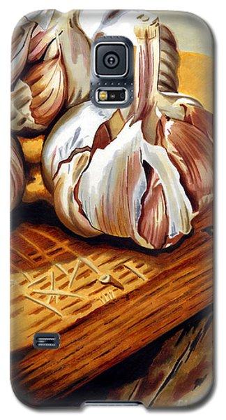 Just Garlic Galaxy S5 Case