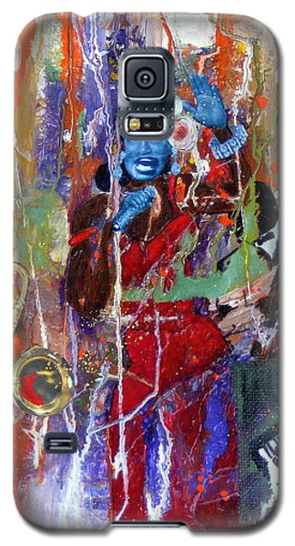 Just Jazzin Galaxy S5 Case