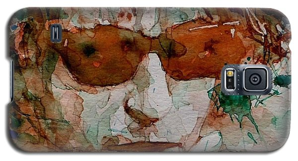 Just Like A Woman Galaxy S5 Case by Paul Lovering