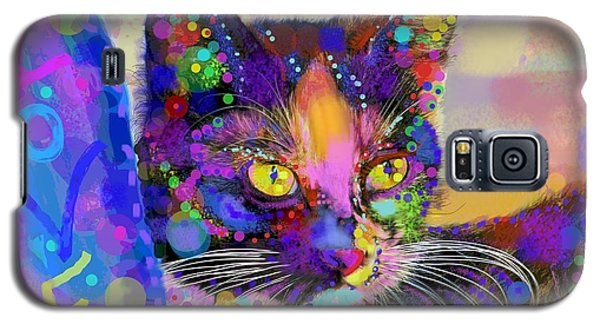 Just Love Me Galaxy S5 Case by Mary Armstrong