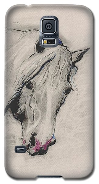 Just Me Galaxy S5 Case by Mary Armstrong