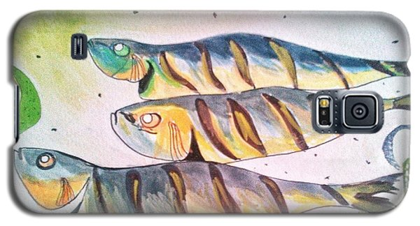 Just Sardines Galaxy S5 Case