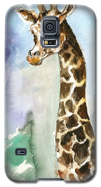 Just So Tall Galaxy S5 Case by Mary Armstrong