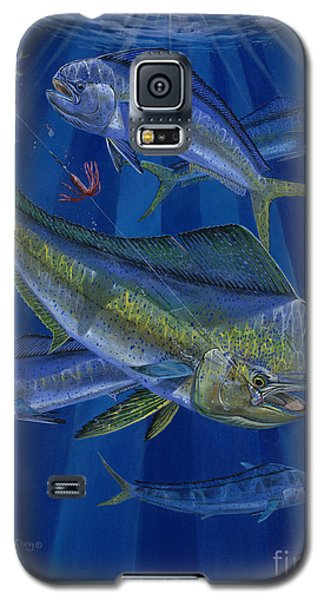 Just Taken Off0025 Galaxy S5 Case by Carey Chen