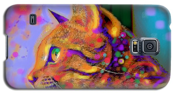 Just The Beauty I Am Galaxy S5 Case by Mary Armstrong