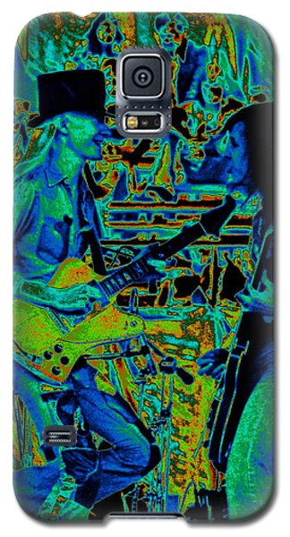 Jwinter #5 Enhanced Colors 1 Galaxy S5 Case