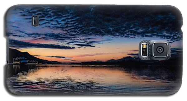 K Town Sunrise Galaxy S5 Case