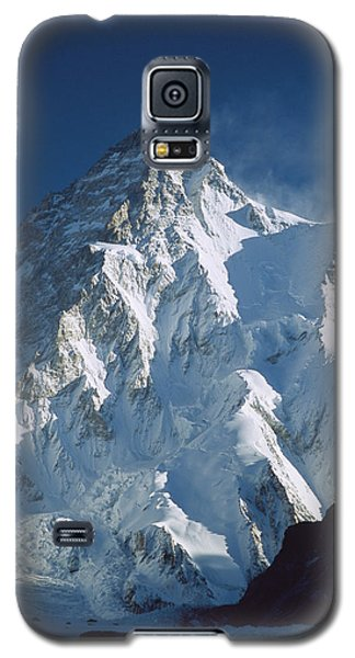 Mountain Galaxy S5 Case - K2 At Dawn Pakistan by Colin Monteath