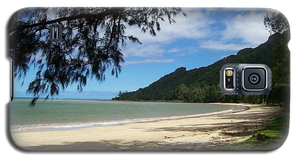 Ka'a'a'wa Beach Park Galaxy S5 Case